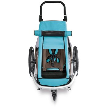 Croozer Sun Cover Kid Plus for 1 -malliin