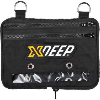 X-Deep Stealth Expandable Cargo Pouch