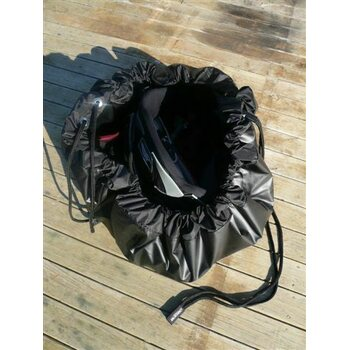 Ozone Change Mat Wet Bag