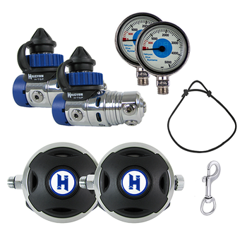 Halcyon Sidemount Regulator