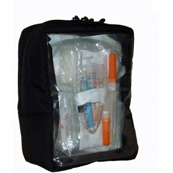 Velocity Systems Medical Pouch, Small