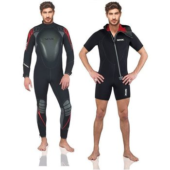 Seacsub Komoda 7mm Men + Vest Flex Evo 5mm Men