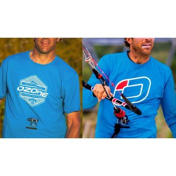 Ozone Tech Long Sleeve Tee Inspired with hook hole