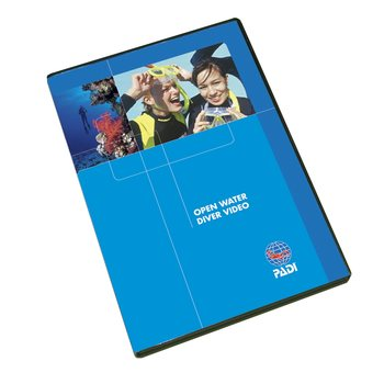 PADI DVD - Open Water Diver