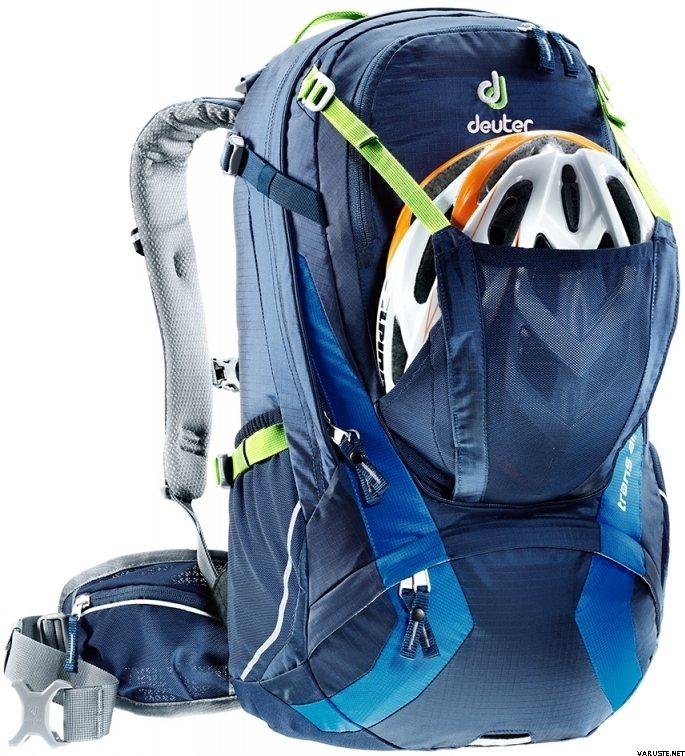 f10754a78 Deuter Trans Alpine 30 | Cycling Backpacks | Sukelluskoulu Aalto English