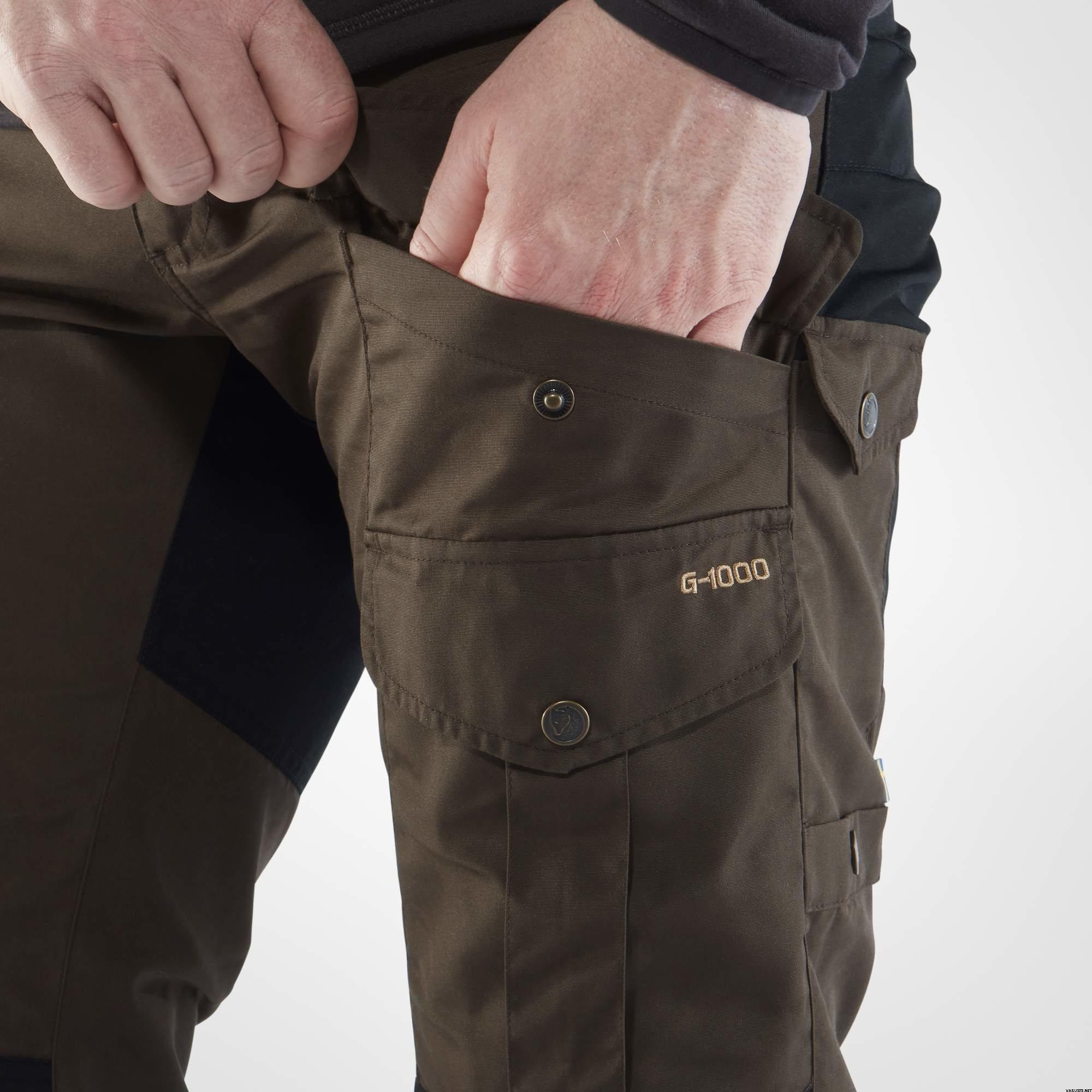 2fe4fe27b Fjällräven Vidda Pro Trousers Regular